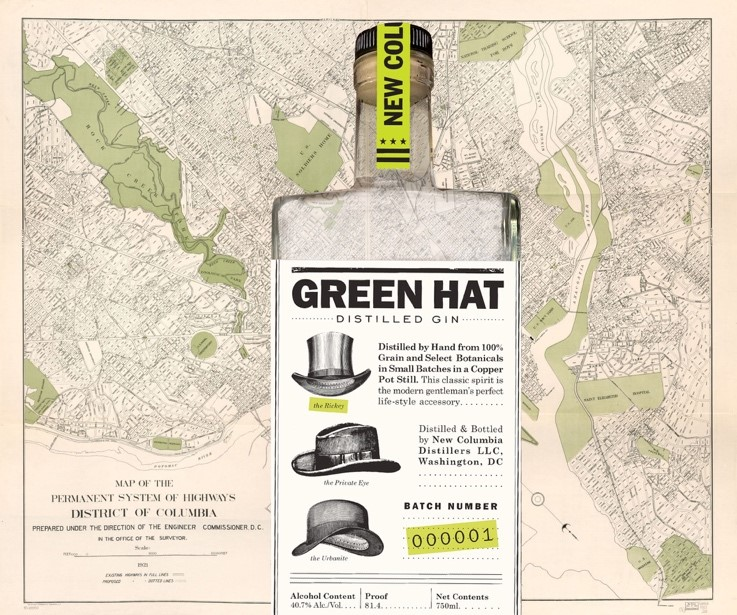 GreenHat Gin Parnters w RNDC