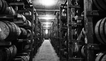 Whiskey Aging - Where Old is Gold